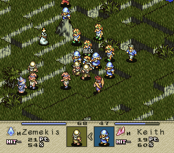 Path of Valour - Tactics Ogre: Let Us Cling Together